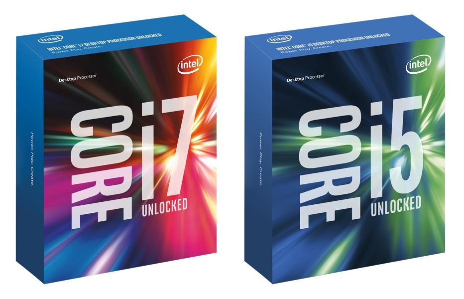 デスクトップ向け第6世代 新CPU Skylake-S 発売