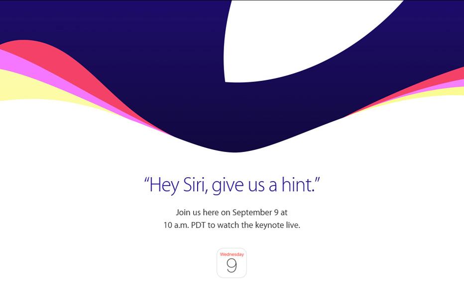 iPhone6s発表イベントをライブ中継で見よう