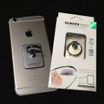 iPhone6s PlusにBUNKER RINGをつけたら便利すぎた