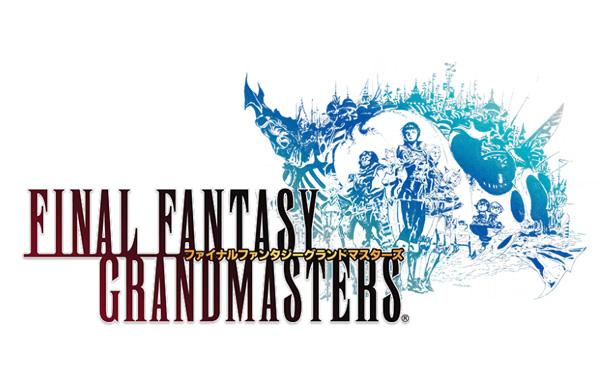 FF11の世界観がスマホアプリで登場 FF GRANDMASTERS
