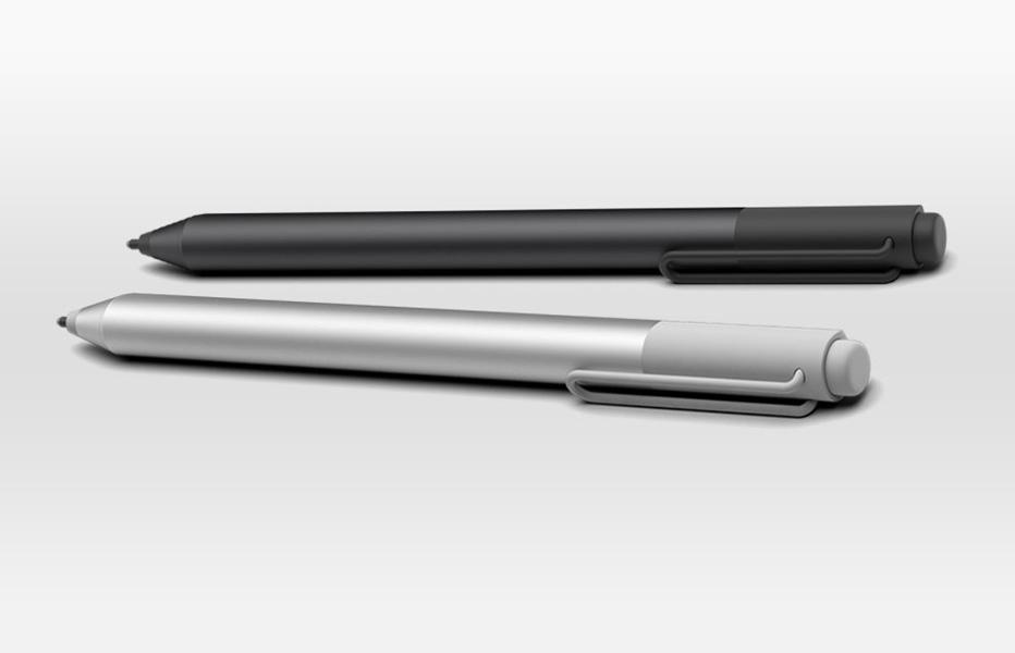 より使いやすく改良されたSurface Pen