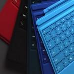 広くなったSurface Pro 4のキーボード