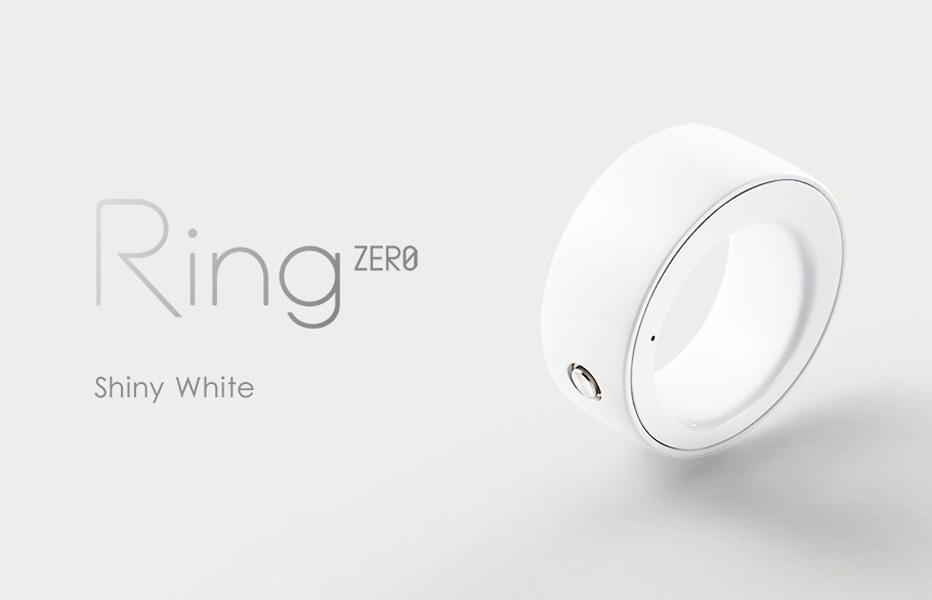 未来のウェアラブル 魔法の指輪 Ring ZERO