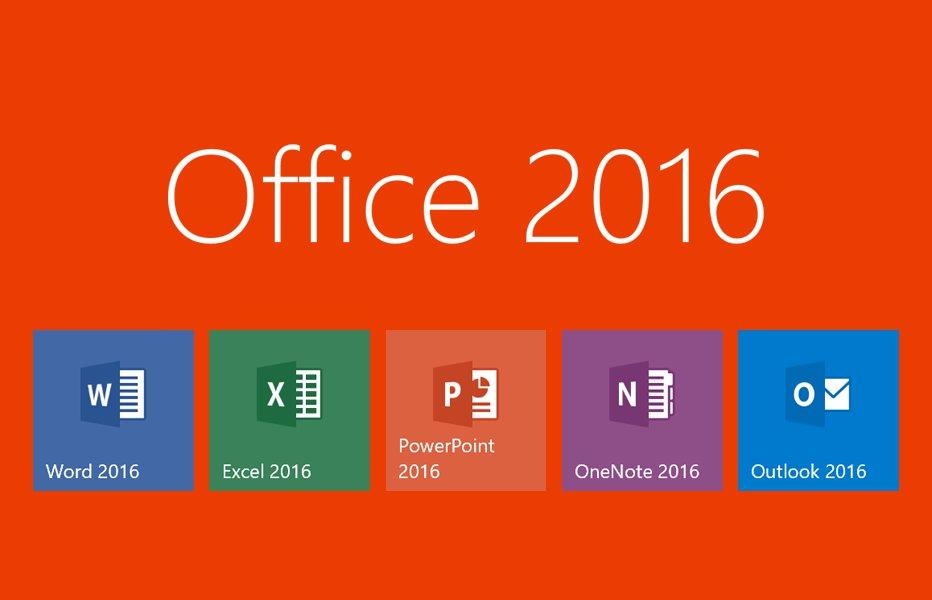 Surface Pro 4のOfficeを2016に変更