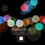 iPhone7やApple watch 2の発表イベントをライブ配信で!