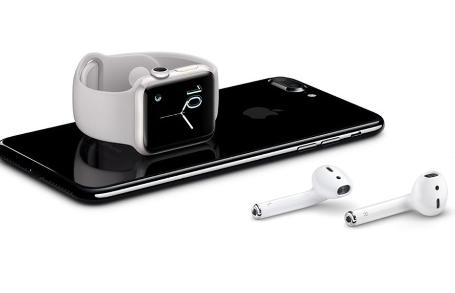 Appleのワイヤレスイヤホン AirPodsって何?