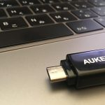 Macbook Pro Late2016に必需品 USB-C変換アダプタ